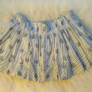 Victorias Secret PINK Pleated Mini Skirt - SZ 6